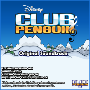 Caratula de Club Penguin